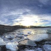 Jokulsarlon Icebergs(Iceland)