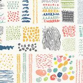 Hand Drawn textures wallpaper